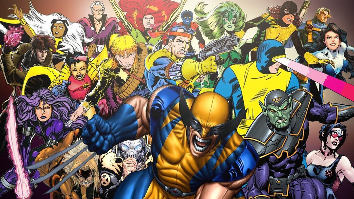 1963發行第1期的《X戰警》漫畫,成為C.B.的漫畫啟蒙。(翻攝自網路)