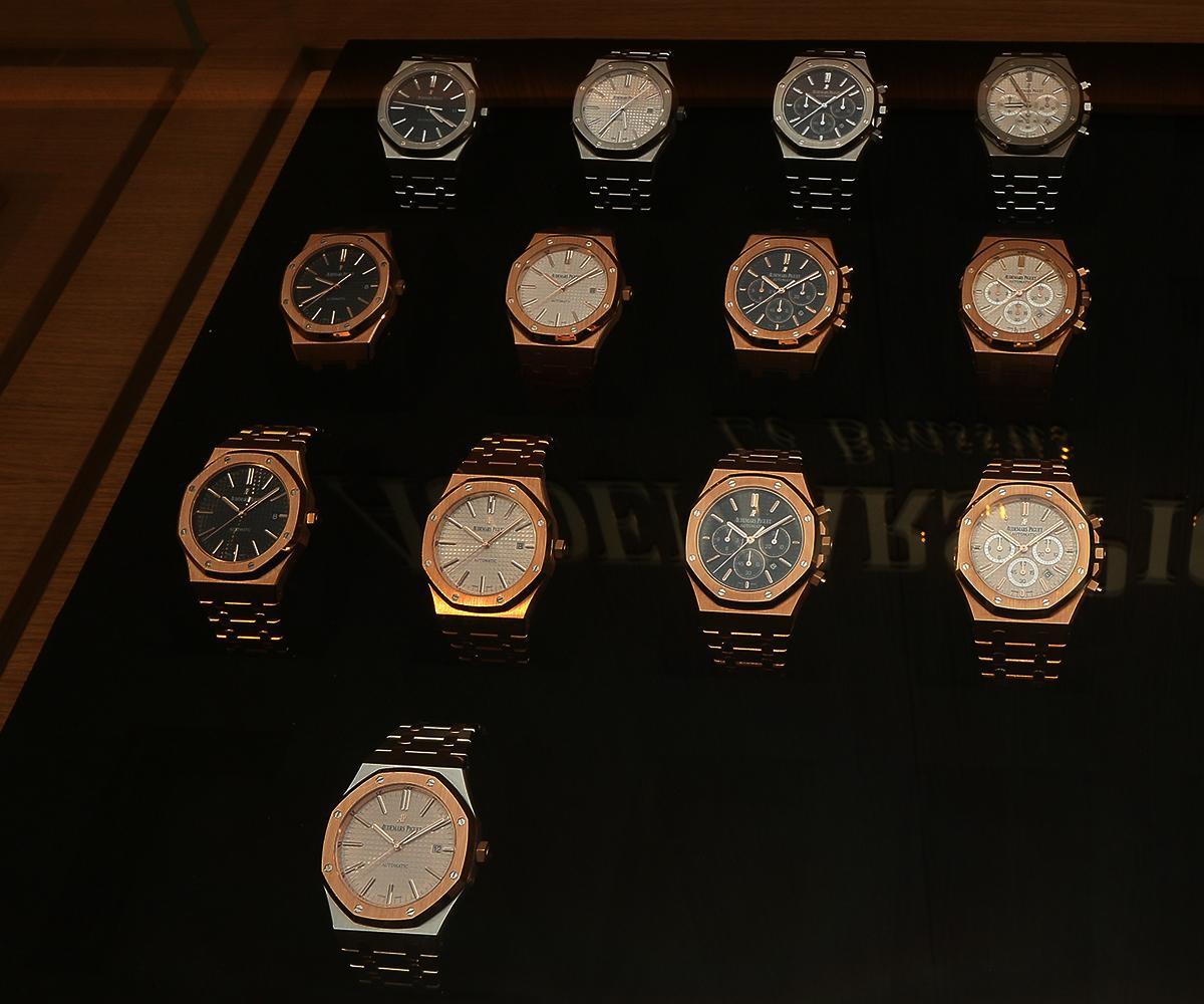 皇家橡樹的成功,在錶壇可是無人能出其右。