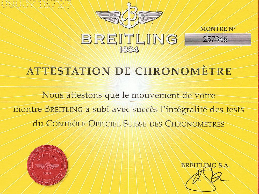 百年靈是瑞士少數仍具一定規模的獨立製錶品牌,它除了擁有自行開發機芯的實力之外,也是罕見的全錶款都擁有C.O.S.C.瑞士官方天文台認證的專業製錶品牌(連ROLEX都作不到)。