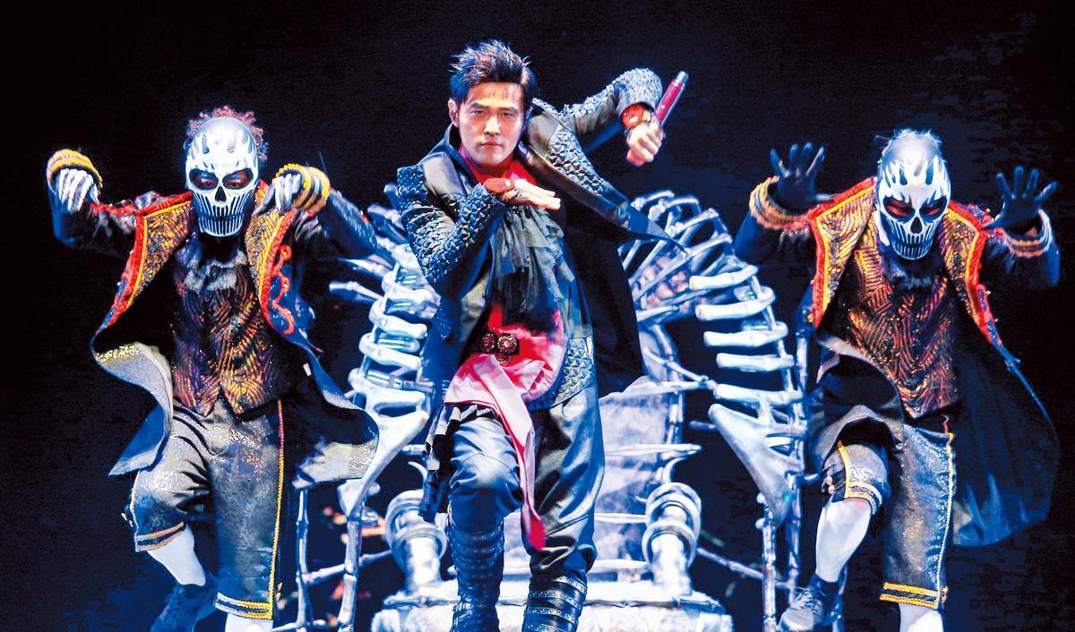 周杰倫台北演唱會由自家公司「杰威爾」主辦,除了演出費,公開演出權利金也不擔心被拖欠。(東方IC)