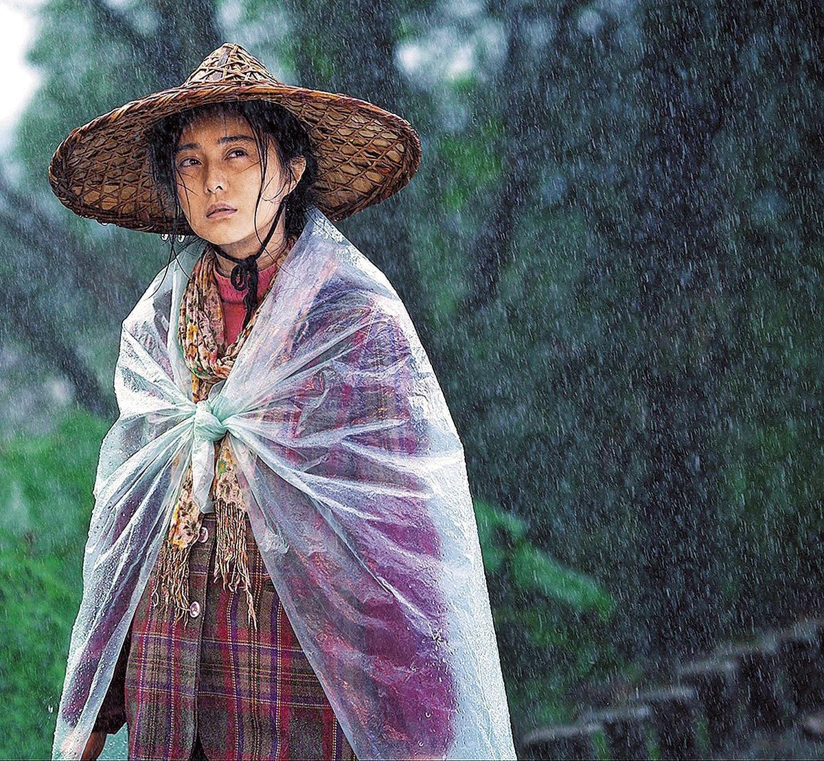 《 我不是潘金蓮》獲得金馬獎最佳導演,順利取得在台上映門票。(金馬執委會提供)