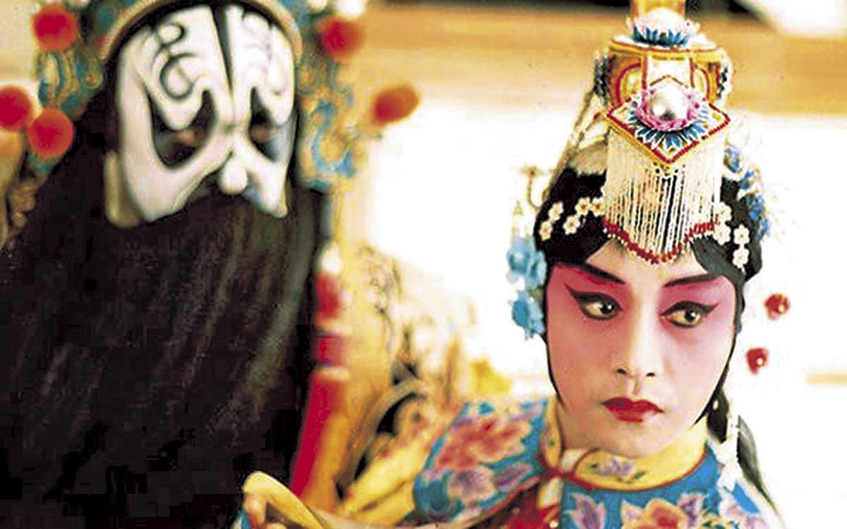 《霸王別姬》當年因演員比例被判為大陸片,曾引起討論。(翻攝自網路)
