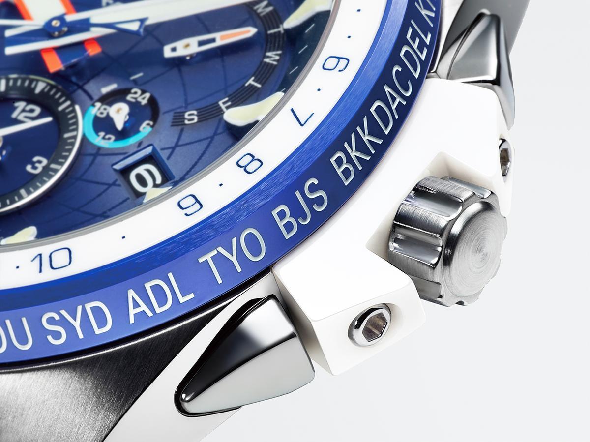 隨著技術的進步與價格的合理化,即便是再複雜的腕錶造型或曲線,都可以用陶瓷材質來打造。或許有著這麼一天,陶瓷材質腕錶佔有半邊天下的時代即將來臨也說不定呢!