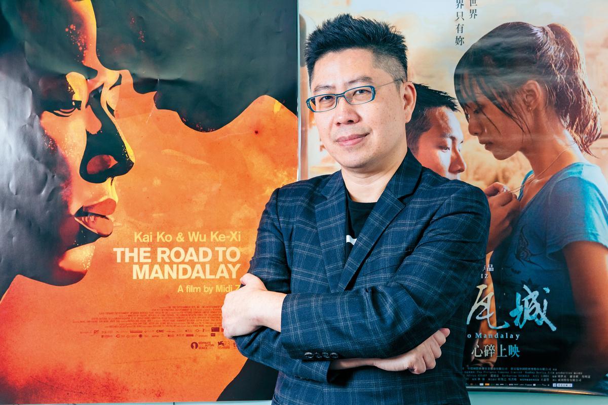 製片黃茂昌具有豐富的國際影展經驗,是趙德胤參加各國影展的重要推手。