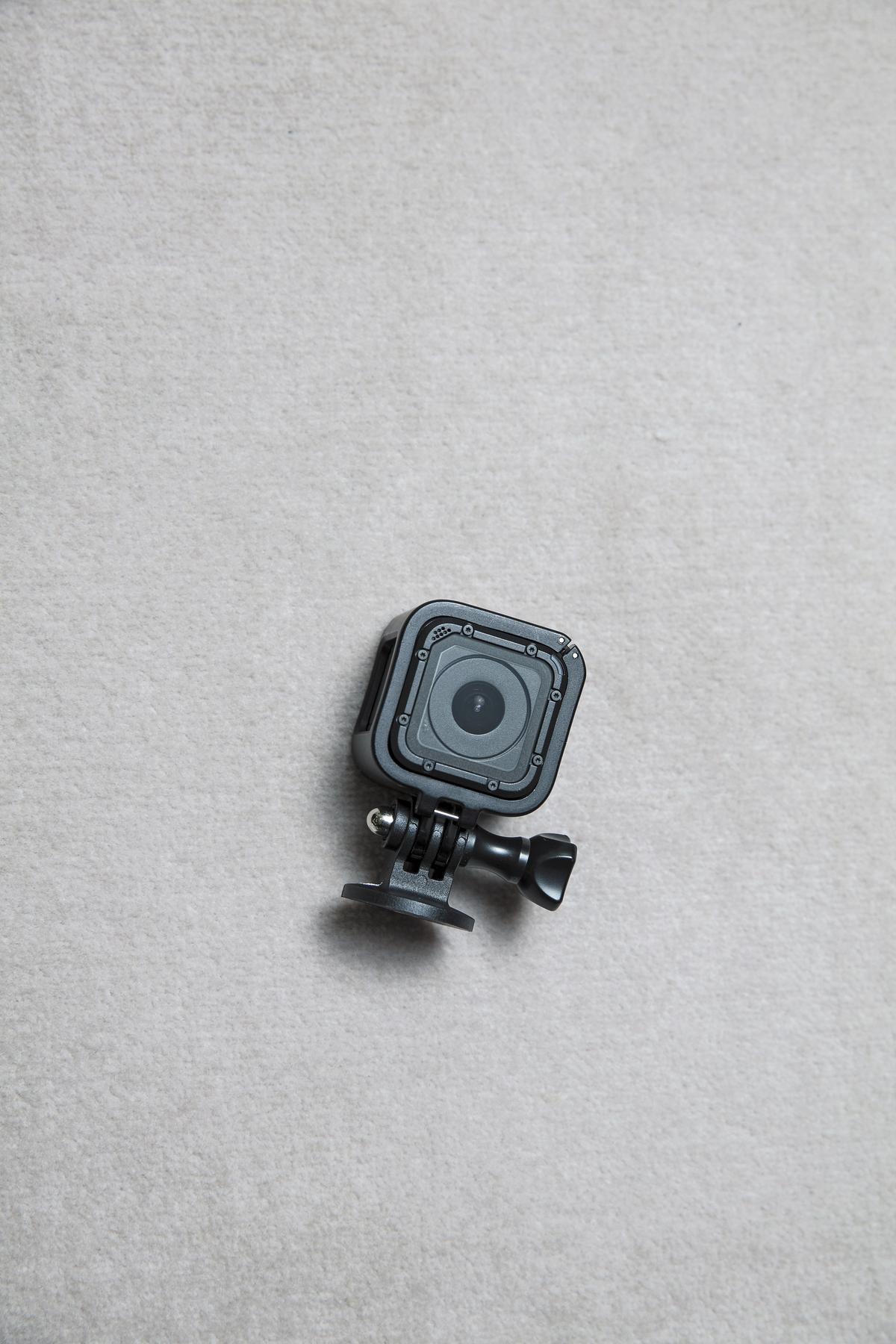 GoPro Hero系列。約NT$10,000