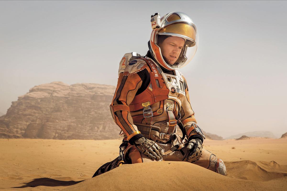 去年《絕地救援》讓麥特戴蒙演藝生涯再創新高,全球叫好又叫座,在中國上映首週也拿下票房冠軍。