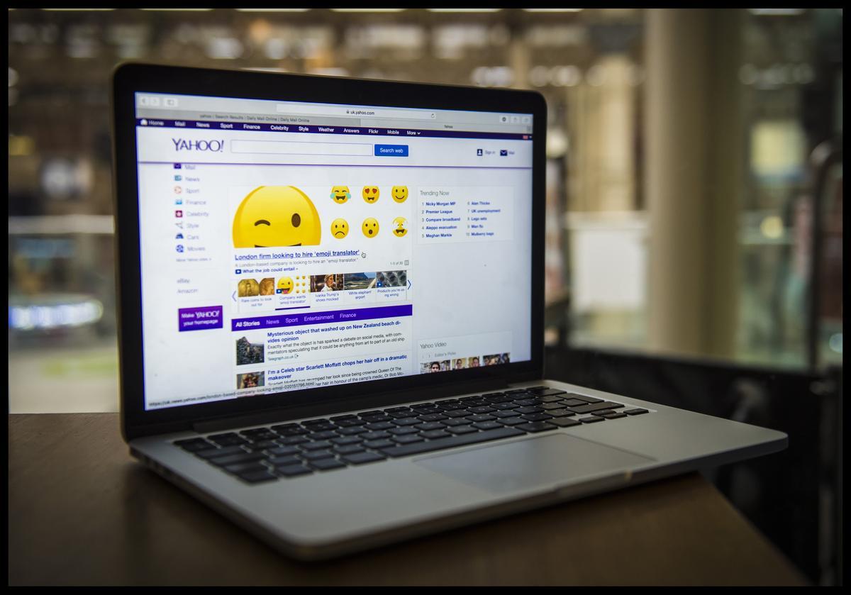 Yahoo遭駭客入侵,影響帳戶超過十億。(畫面取自東方IC)