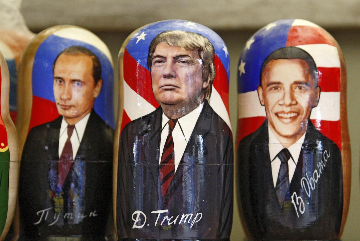 俄羅斯駭客是否影響了這次的美國總統大選?(畫面取自東方IC)