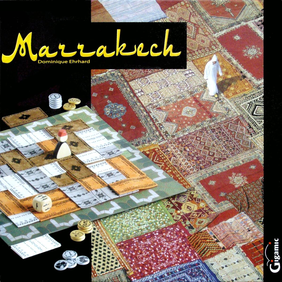2007年版本封面(圖片來源:BGG)