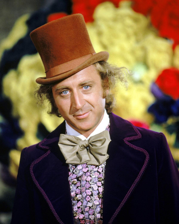 美國老牌演員因阿茲海默症合併的併發症過世。圖為1971年《歡樂糖果屋》的劇照。(取自東方IC)
