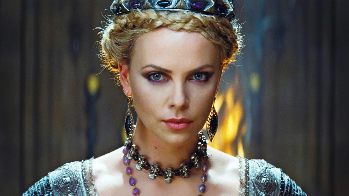 莎莉塞隆雖為奧斯卡影后,但也在《公主與狩獵者》領過便當。