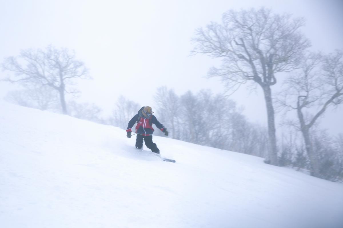 喜樂樂度假村是北海道降雪量最多的滑雪場,也是以粉雪著名的滑雪場。