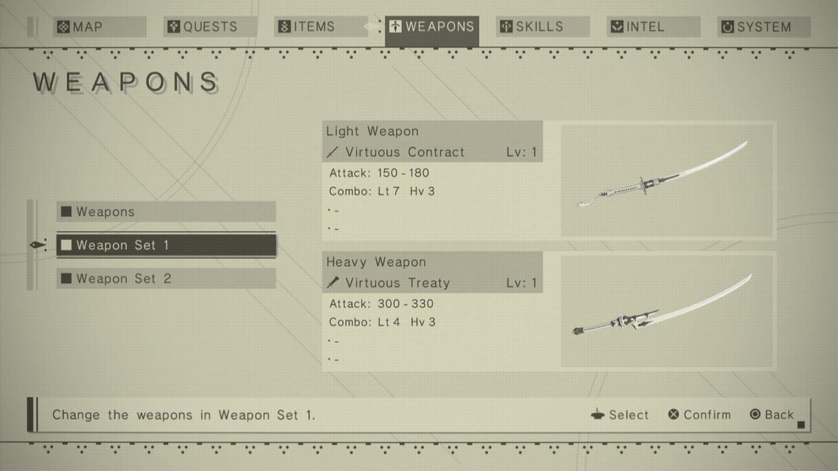 體驗版中只開放了兩種刀具,但已經能變化出非常多的組合技。(圖片來源:體驗版實機截圖)