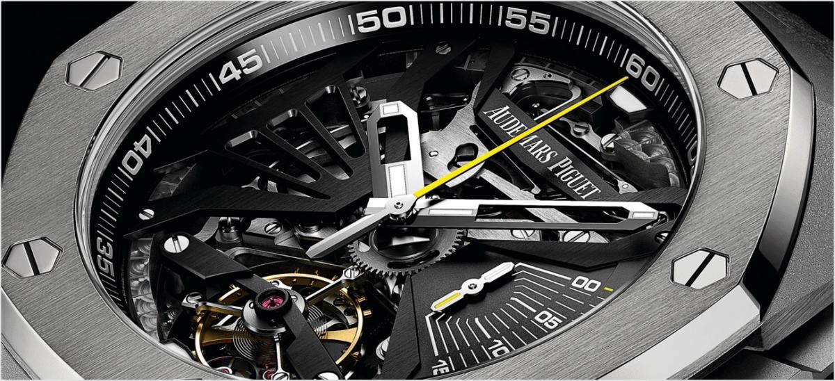 耗時8年完成的愛彼Royal Oak超問錶,三問報時的聲音可是一般三問錶的10倍。