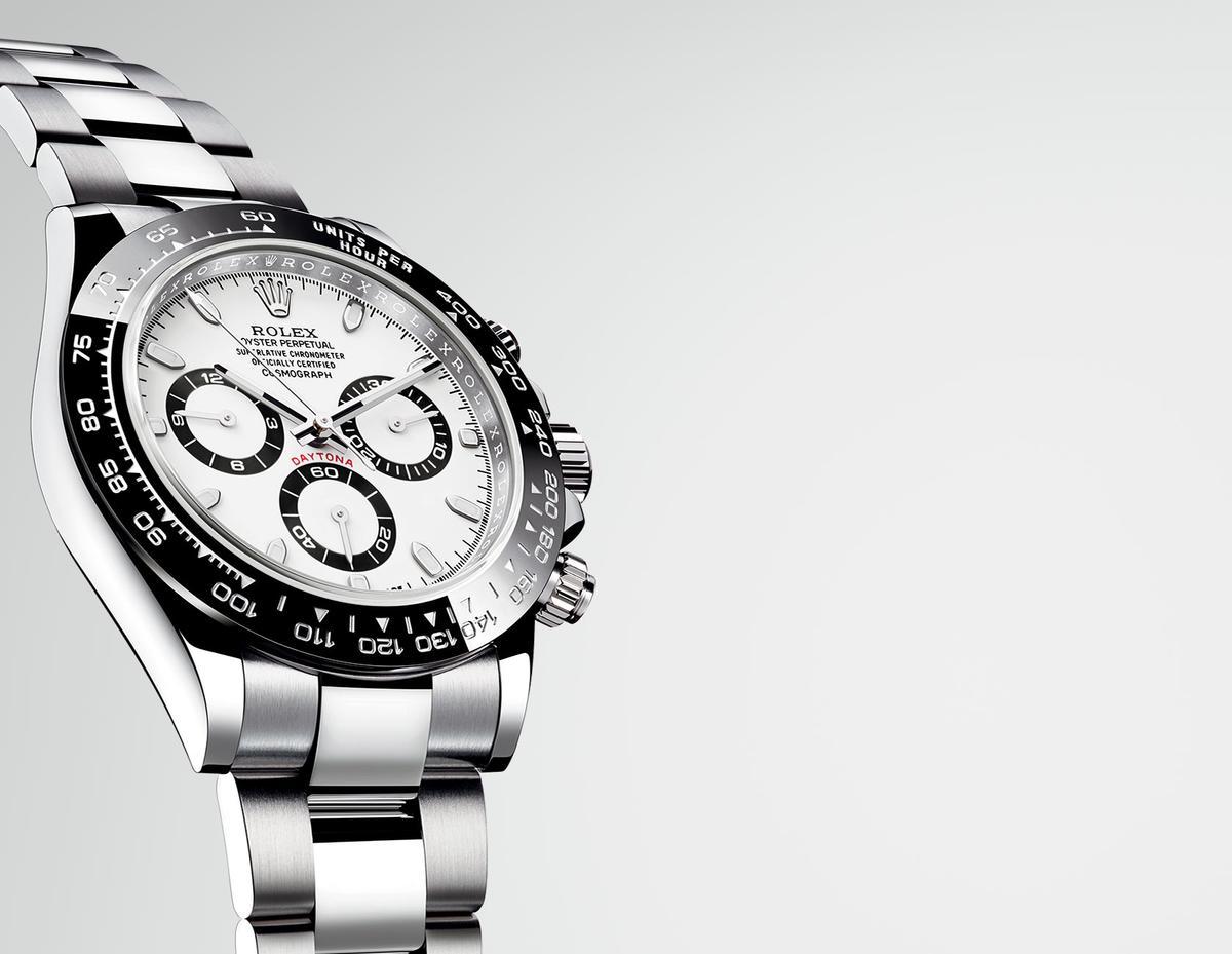 勞力士總算把陶瓷錶圈放到不鏽鋼的Daytona上了!而且還推出白色的「熊貓面盤」,勞迷們搶到手了嗎?