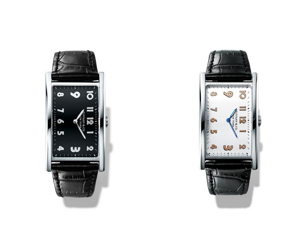 私心認為,Tiffany這款East West是今年最有特色的方型男錶。
