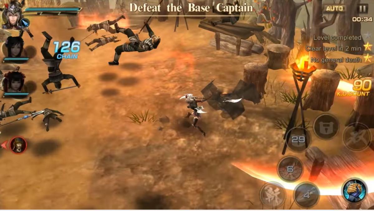 遊戲畫面(圖片來源:官方影片)