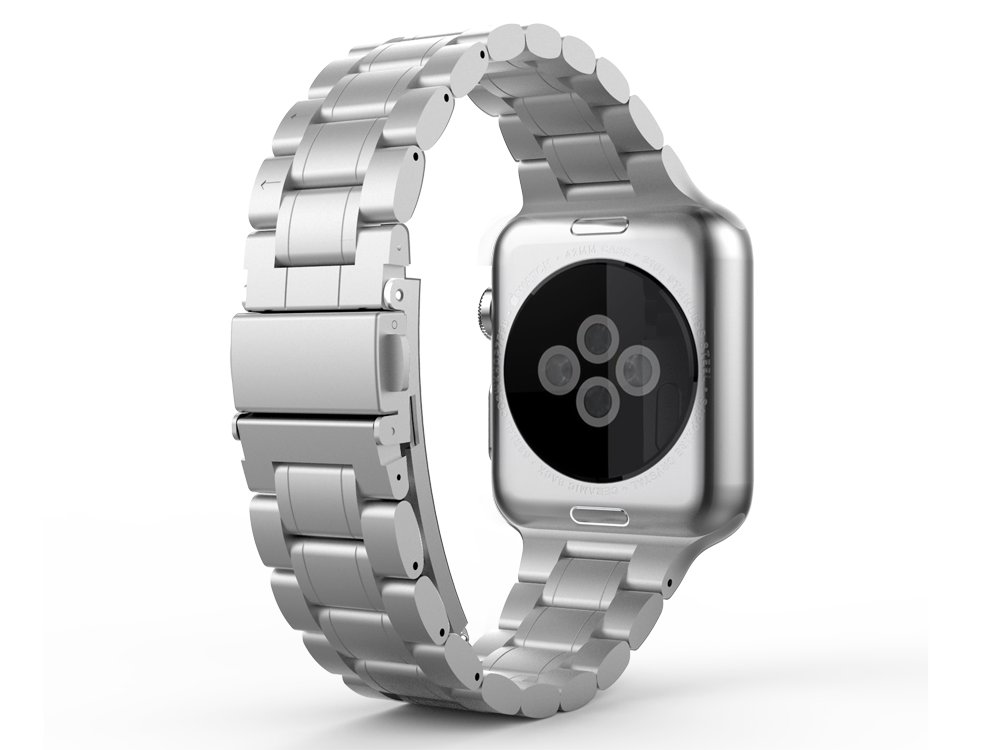 相較於一般不鏽鋼材料,以316和316L打造的不鏽鋼材質腕錶還具有較佳的低致敏性,這對於發生率高達25%的不鏽鋼過敏症(主因是因為對不鏽鋼中的「鎳」過敏)人口來說可說是一大福音。