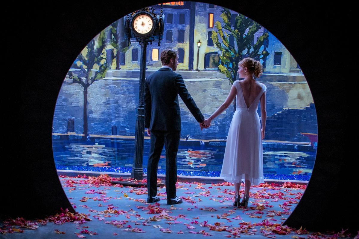 《樂來樂愛你》從故事、音樂、畫面,都充滿了向好萊塢過往經典致敬的安排。