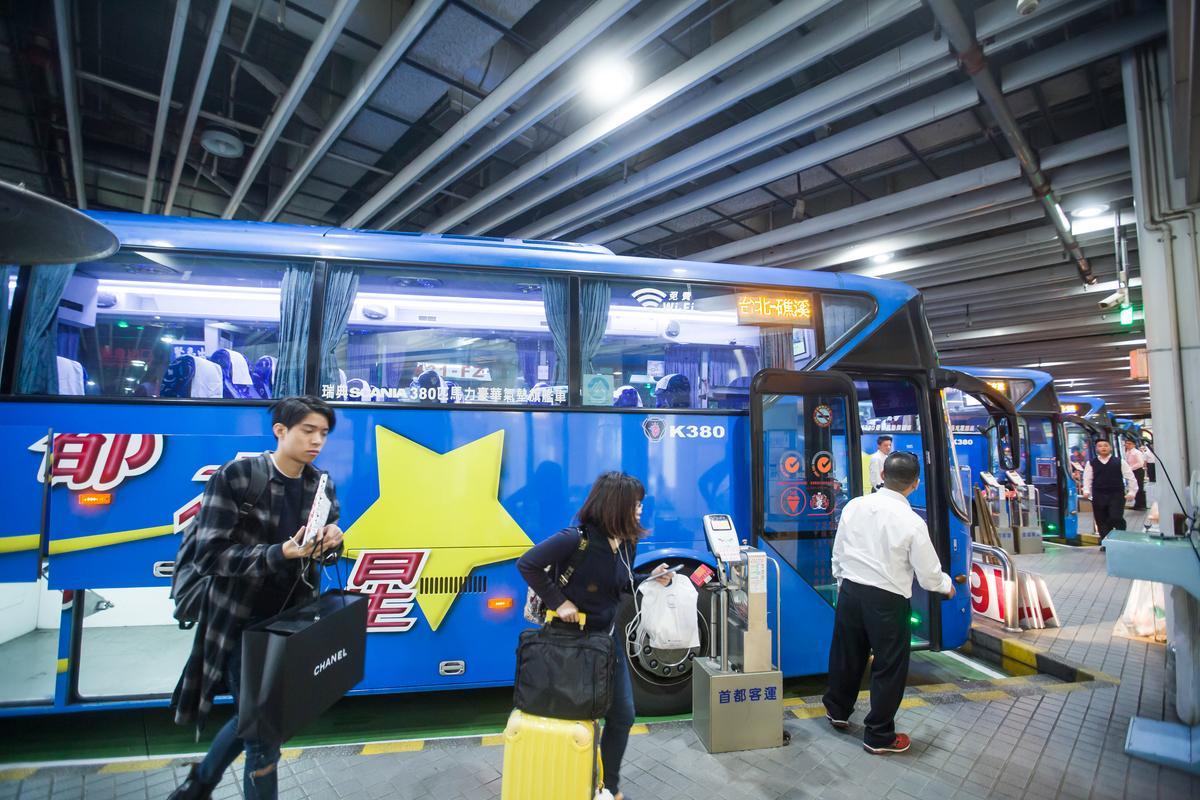 客運業者受一例一休衝擊最大,以首都客運為例,將減少優惠,以台北到礁溪為例,票價將從90元調到92元。