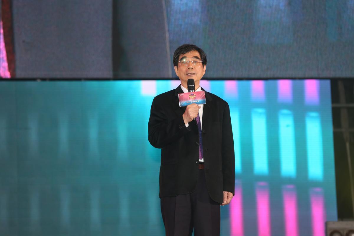 光寶科轉型有成,董事長宋恭源相當開心。