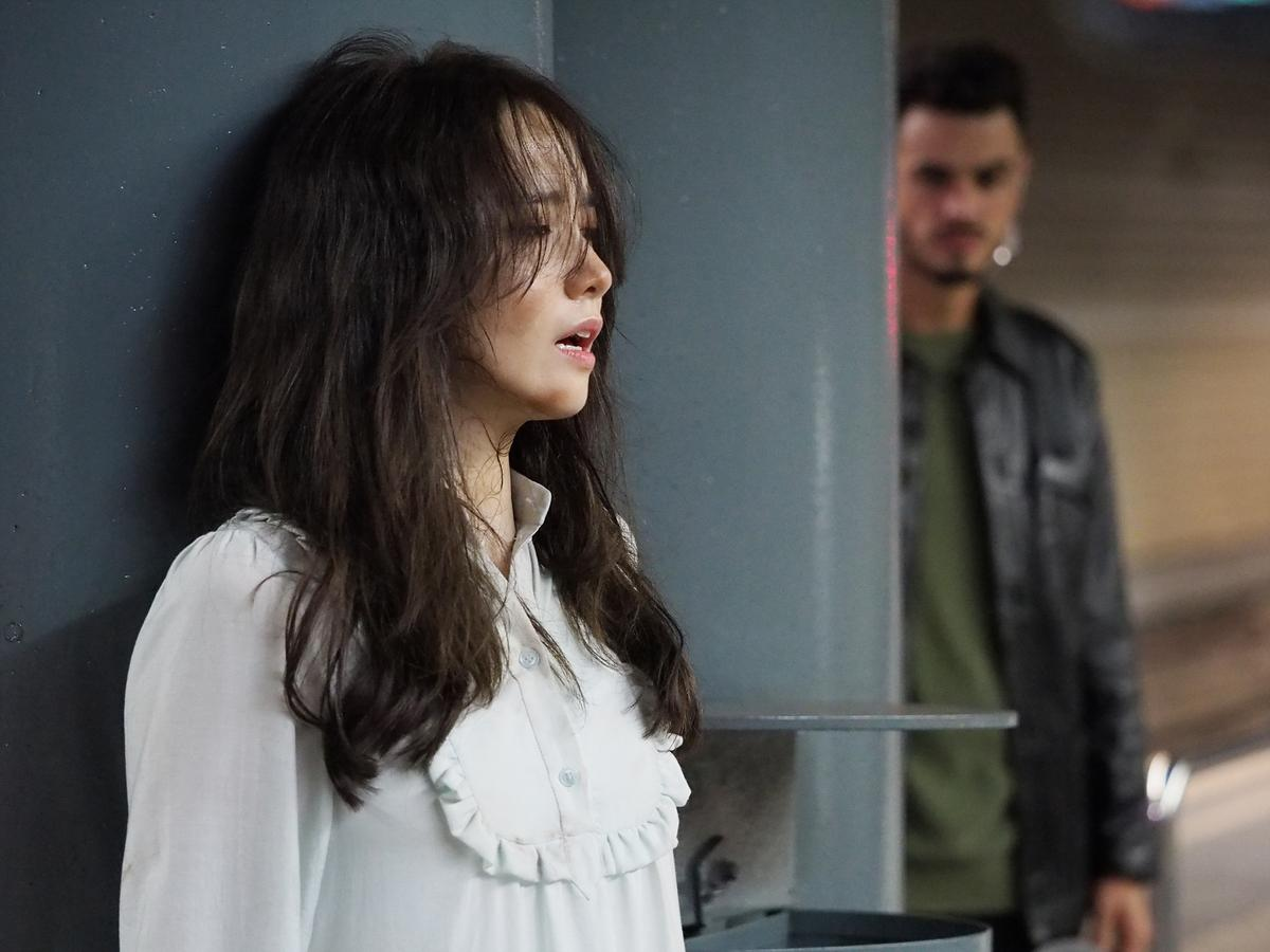 少女時代潤娥在《The K2》的演技精進,獲得許多好評。