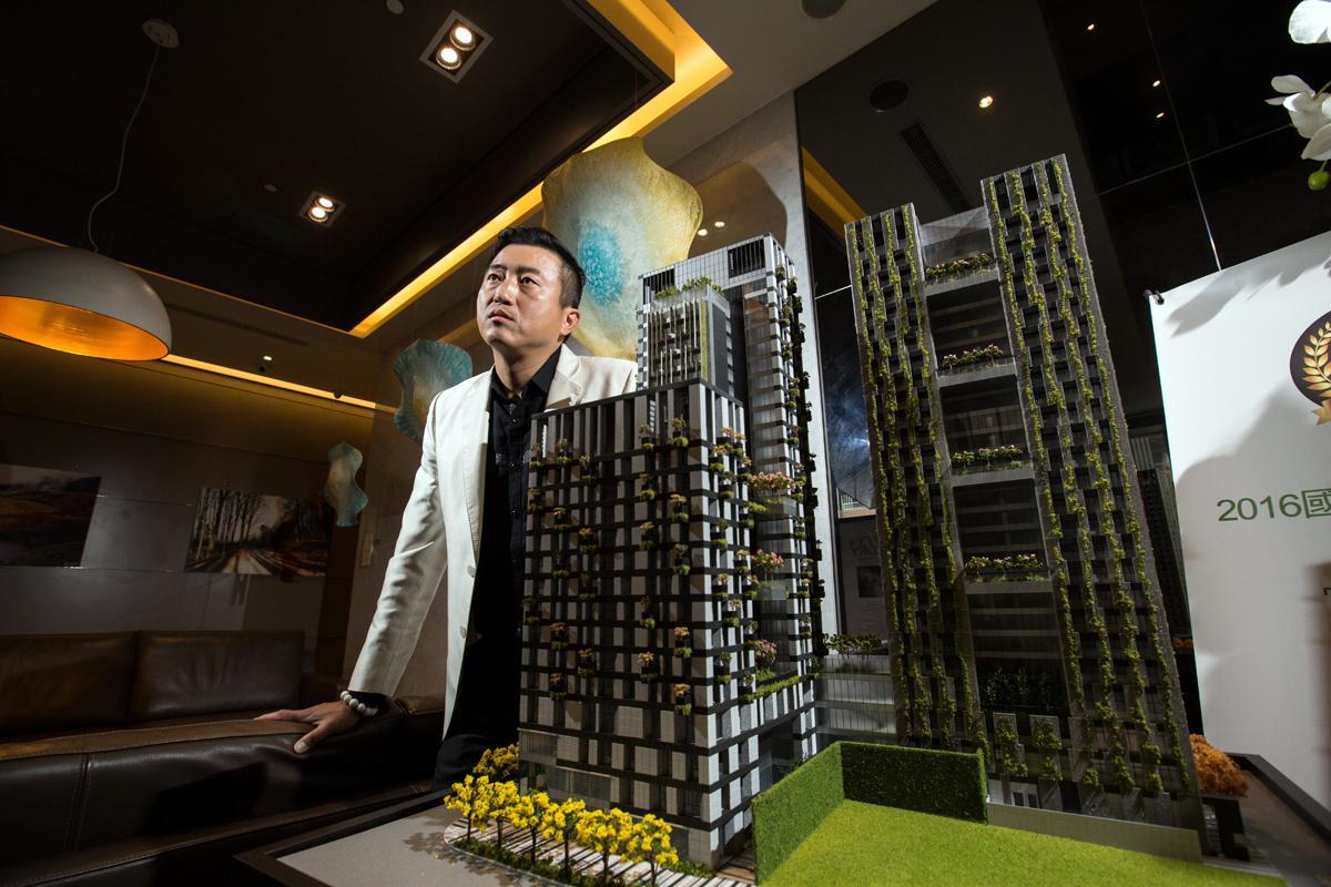 大師房屋董事長陳建慶認為,房屋買賣就如同海鮮時價,一切由市場說了算。