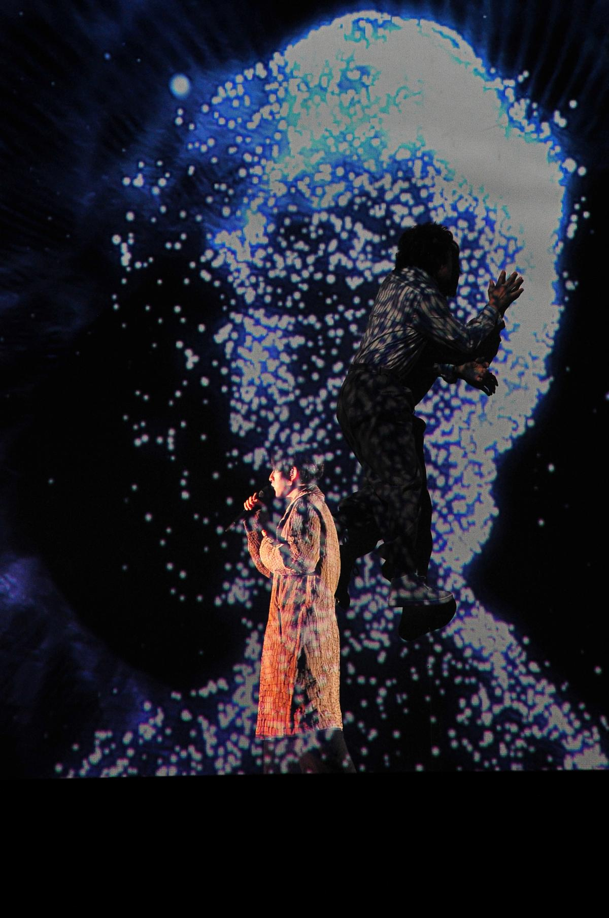 林宥嘉在主流唱片環境中仍堅持音樂創意。