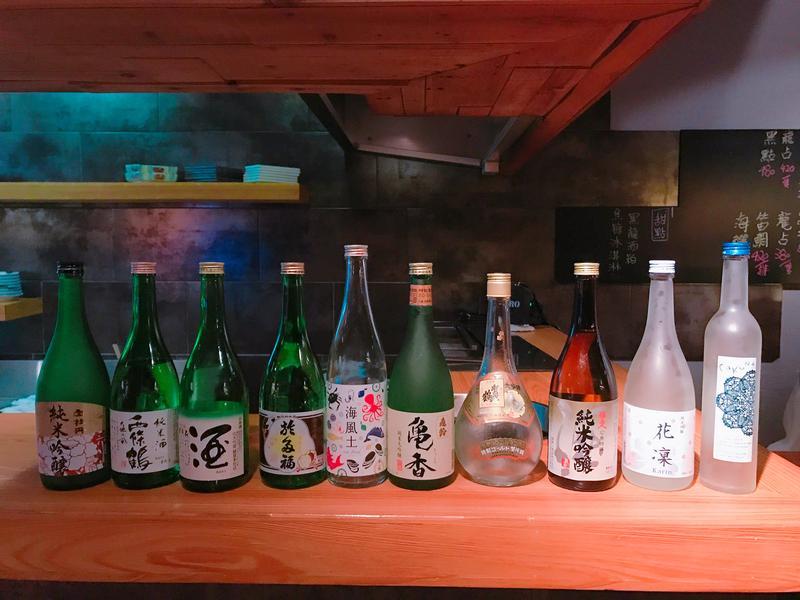 在台北品嚐吟釀的故鄉 東廣島日本酒