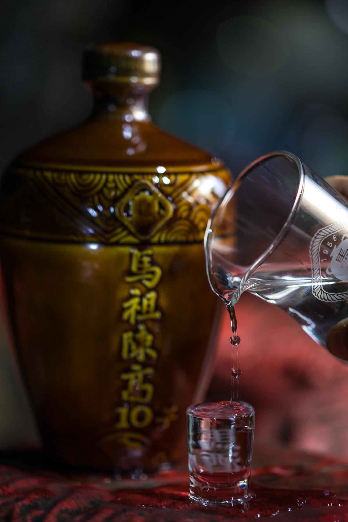 醞釀一甲子 馬祖高粱酒逆襲超簡史