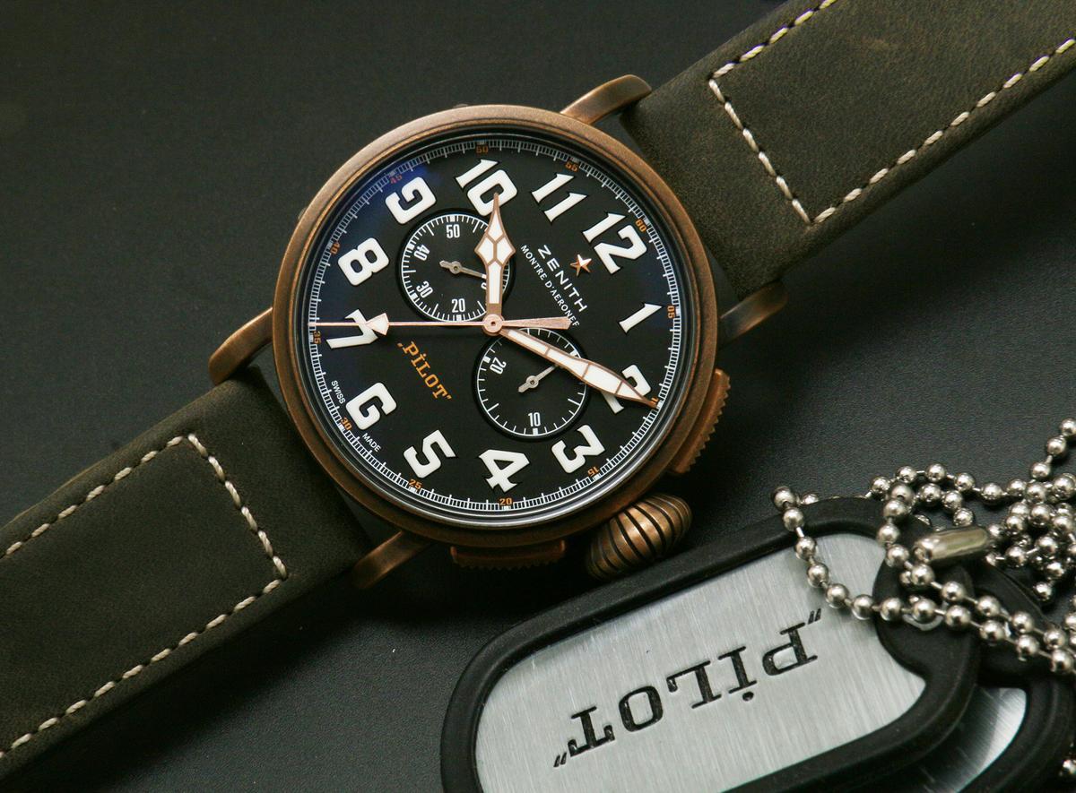 【鐘錶專題】從ZENITH今年新錶中,我看到了什麼?
