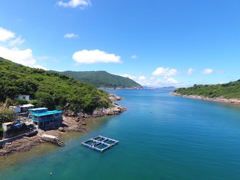 【攝影筆記】香港布袋澳 空拍機搶救實錄