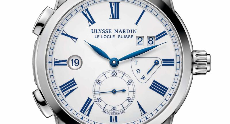 【錶評】ULYSSE NARDIN Classic Dual Time Enamel