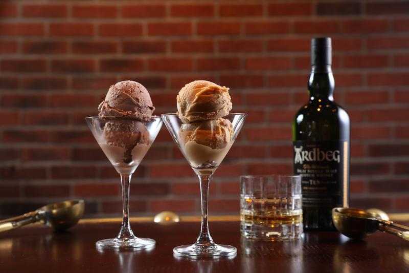 泥煤威士忌遇上蜜糖 冰淇淋的銷魂情人