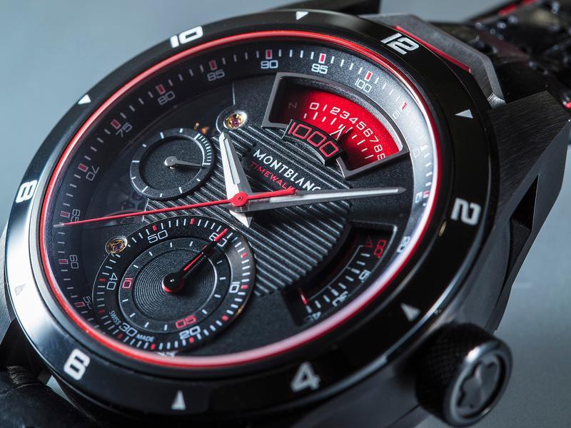 【錶評】MONTBLANC Timewalker Chronograph 1000