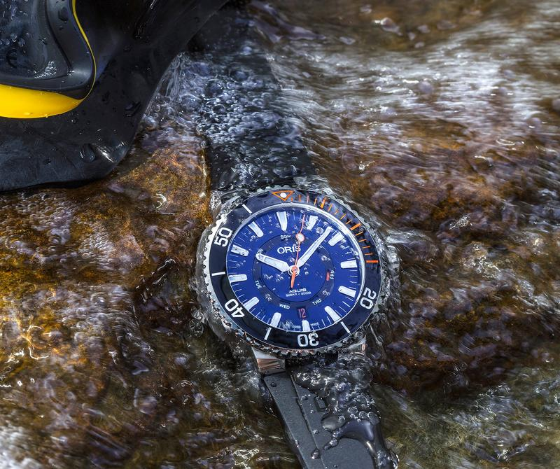 【專題】夏天就是要配潛水錶,但你真的瞭解潛水錶嗎?