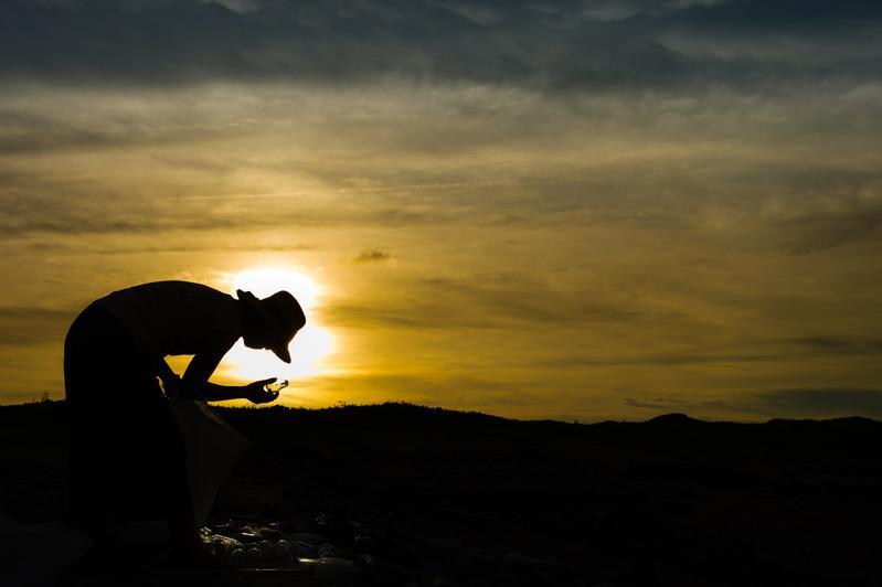 【攝影筆記】美麗的哀愁 澎湖海岸剪影