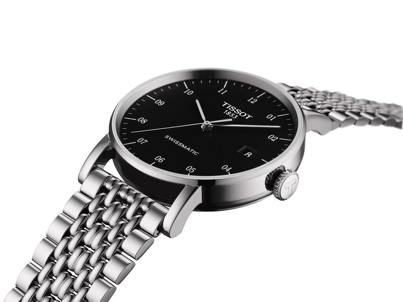【錶評】TISSOT Everytime Swissmatic