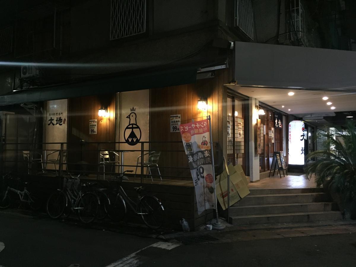【試吃筆記】夏夜到台北條通吃生雞料理