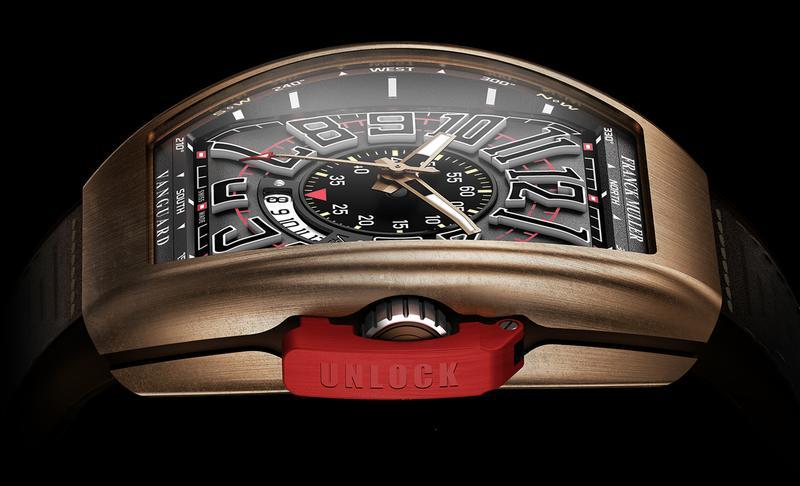 【新錶報到】銅做的酒桶!FRANCK MULLER全新銅錶登場