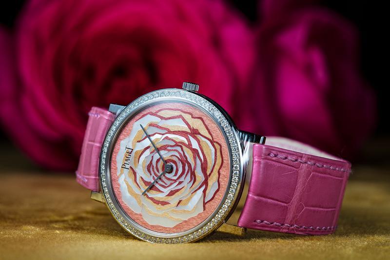 【錶壇焦點】伯爵Piaget Rose系列:一段愛花成痴的故事