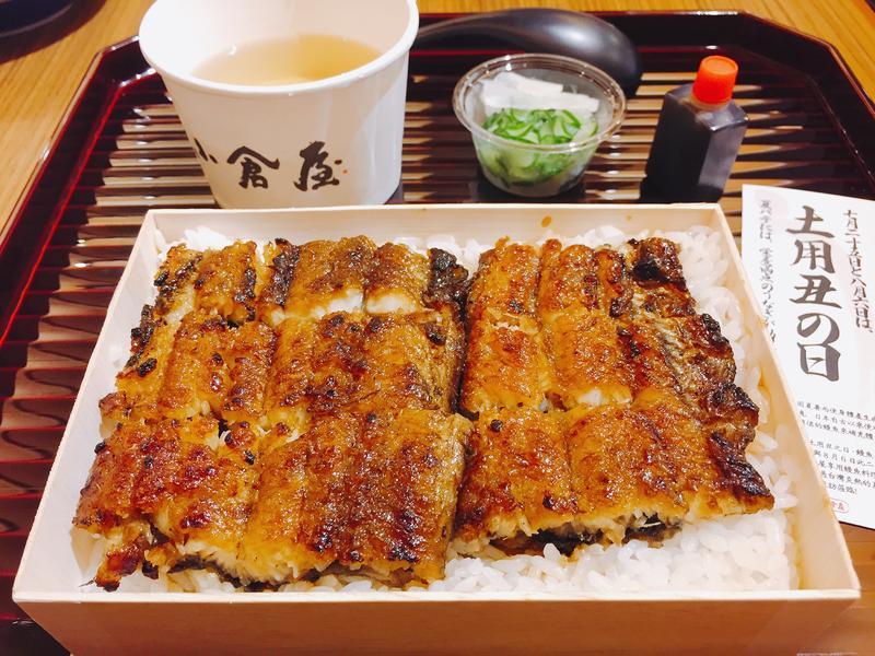 盛夏學日本人吃鰻魚飯 可享分量升級或外帶買一送一
