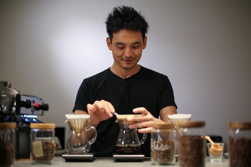酸甜如初戀的阿里山咖啡 迷醉日本人