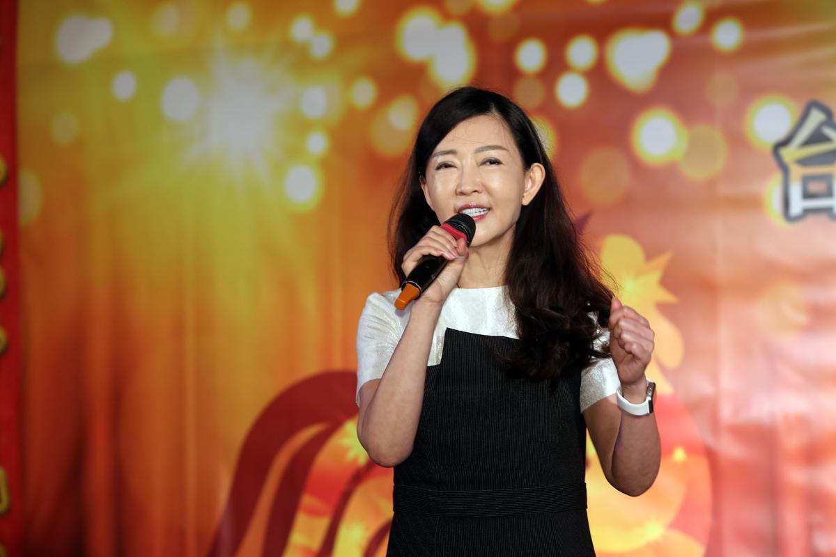 王家人缺席引發的議論,台塑集團管理中心常務委員王瑞瑜則代表喊冤。