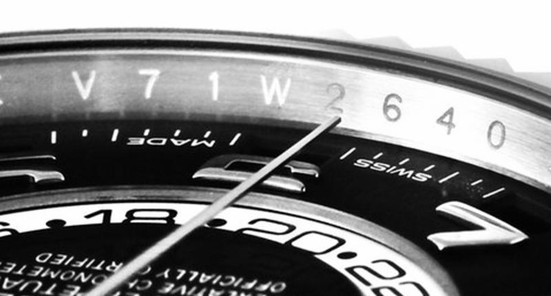 【鐘錶專題】解密!圖解ROLEX保單暨錶殼流水號分析