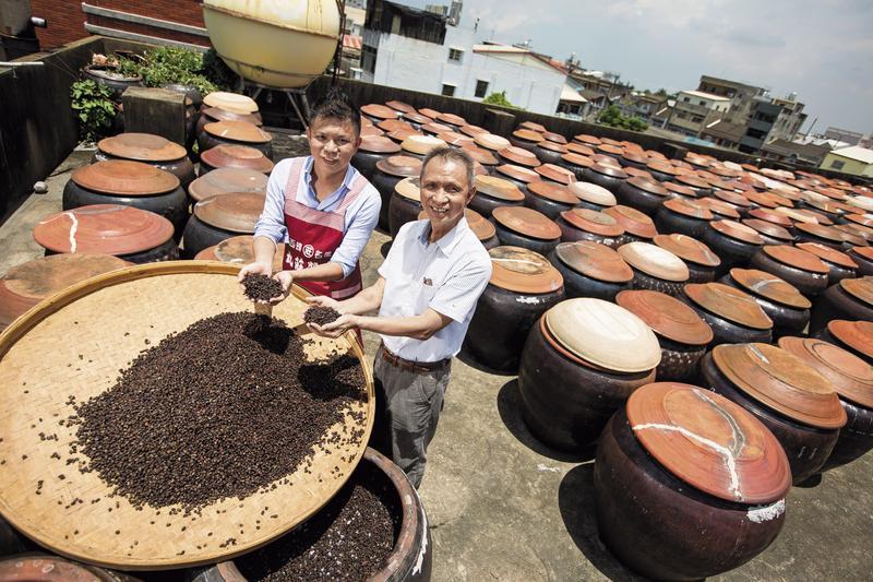 【台灣老店】父子突圍 守百年醇香──丸莊醬油
