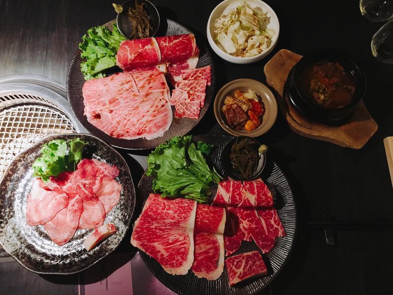 【試吃筆記】台北高檔燒肉再一家 主打片狀燒肉