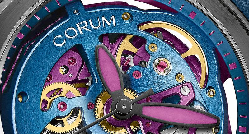 【錶評】CORUM Bubble 47 Squelette