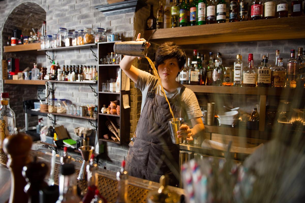 誰說酒吧沒有好料理?打開「Closet」有驚喜!