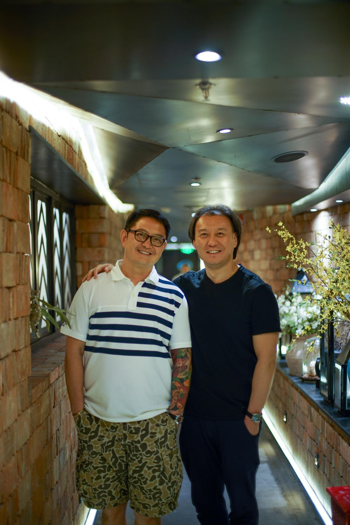【FUN北京】從一桌私房菜起家 導演與攝影師操刀的新派中菜館